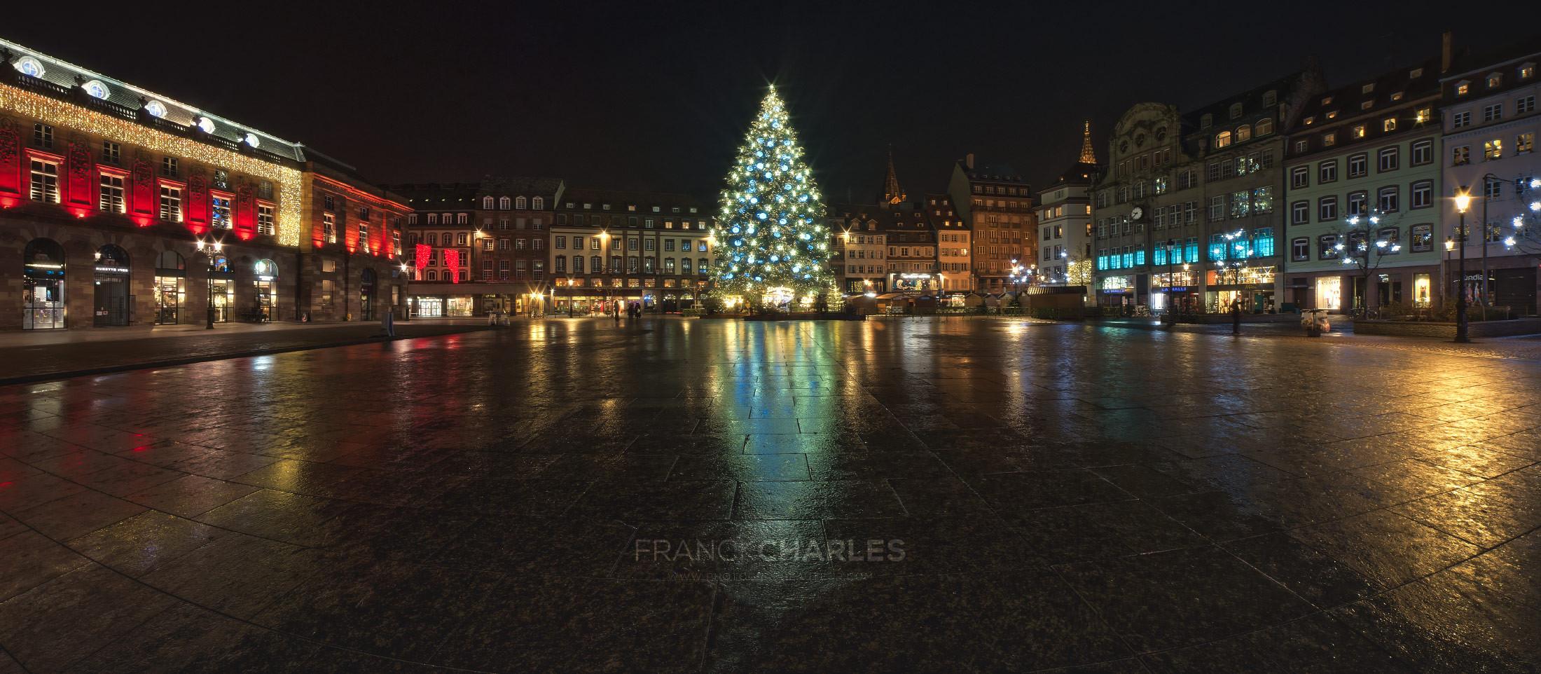 Place Kléber - Franck Charles