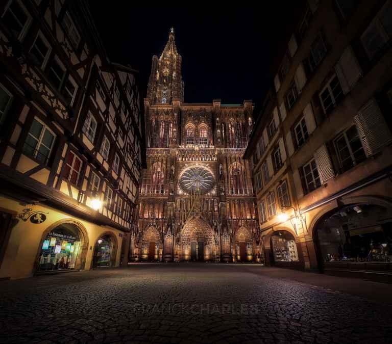 Notre Dame de Strasbourg - Franck CHARLES