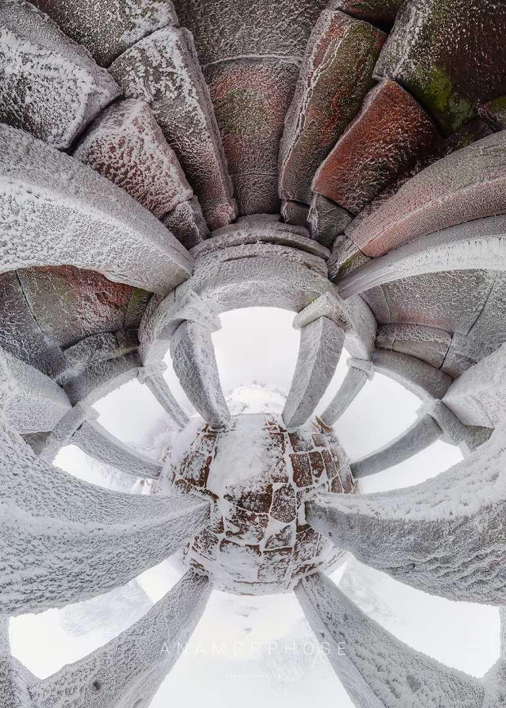 Frozen Donon - ANAMORPHOSE © Franck CHARLES