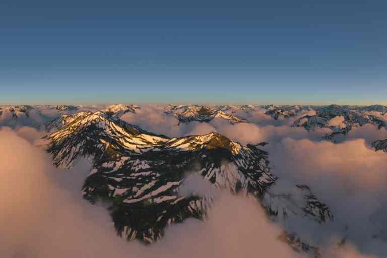 ALPIN - 360 3D Graphics © Franck CHARLES