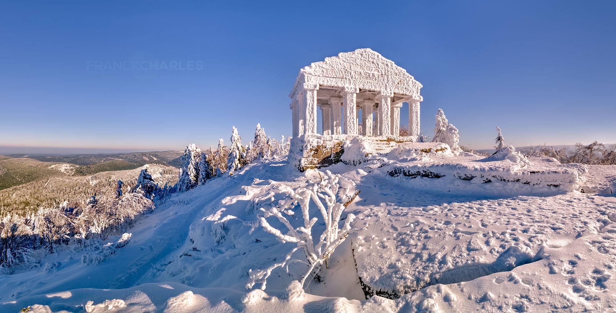 Temple du Donon - Franck CHARLES
