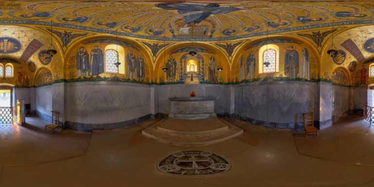 Chapelle des larmes du Mont Sainte odile ~ Lightscape.com