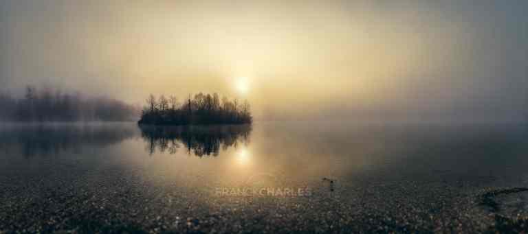 Brume à Bischheim - Franck CHARLES